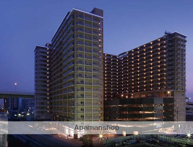 愛知県名古屋市中村区、名鉄名古屋駅徒歩17分の築2年 19階建の賃貸マンション