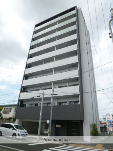 愛知県名古屋市中村区、近鉄八田駅徒歩6分の築1年 10階建の賃貸マンション