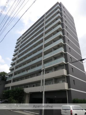 愛知県名古屋市中村区、名古屋駅徒歩11分の築1年 12階建の賃貸マンション