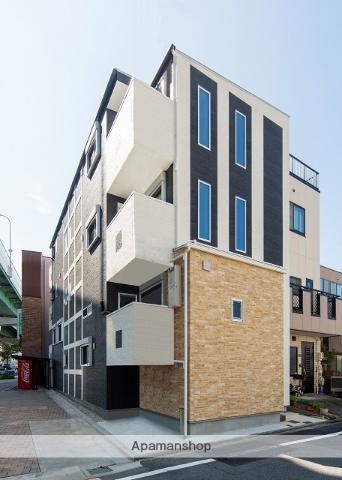 愛知県名古屋市西区、庄内緑地公園駅徒歩25分の築1年 3階建の賃貸アパート