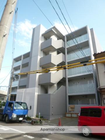 愛知県名古屋市中村区、栄生駅徒歩9分の築1年 5階建の賃貸マンション