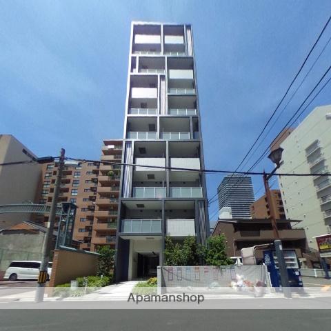 愛知県名古屋市中区、伏見駅徒歩5分の築2年 10階建の賃貸マンション