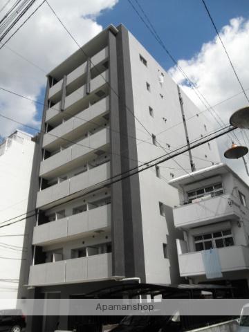 愛知県名古屋市中区、伏見駅徒歩14分の築7年 8階建の賃貸マンション