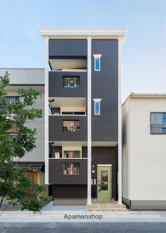 愛知県名古屋市中村区、岩塚駅徒歩20分の築2年 3階建の賃貸アパート