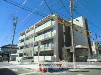 愛知県名古屋市中川区、尾頭橋駅徒歩15分の新築 4階建の賃貸マンション