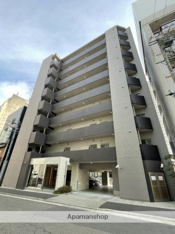 愛知県名古屋市中村区、名鉄名古屋駅徒歩8分の新築 9階建の賃貸マンション