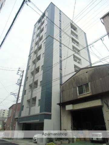 愛知県名古屋市中区、金山駅徒歩9分の新築 10階建の賃貸マンション