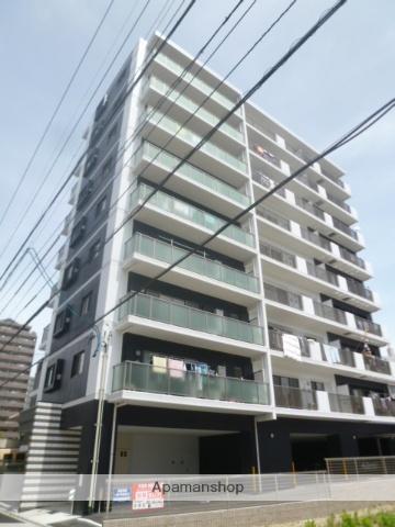 愛知県名古屋市中区、山王駅徒歩11分の築1年 9階建の賃貸マンション