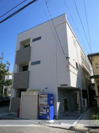 愛知県名古屋市中村区、名古屋駅徒歩8分の新築 3階建の賃貸アパート