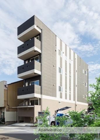 愛知県名古屋市中村区、中村公園駅徒歩8分の新築 4階建の賃貸アパート