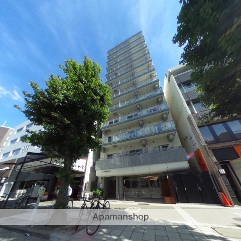 愛知県名古屋市中区、栄駅徒歩9分の新築 12階建の賃貸マンション