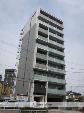 愛知県名古屋市中村区、栄生駅徒歩12分の築1年 10階建の賃貸マンション