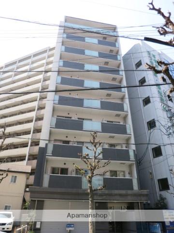 愛知県名古屋市西区、名古屋駅徒歩4分の築1年 10階建の賃貸マンション