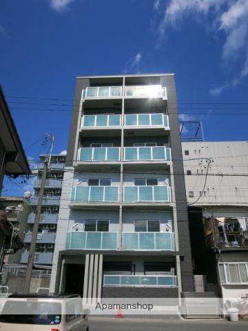 愛知県名古屋市中村区、中村公園駅徒歩8分の新築 6階建の賃貸マンション