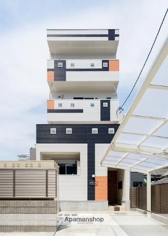 愛知県名古屋市西区、浅間町駅徒歩6分の新築 4階建の賃貸アパート