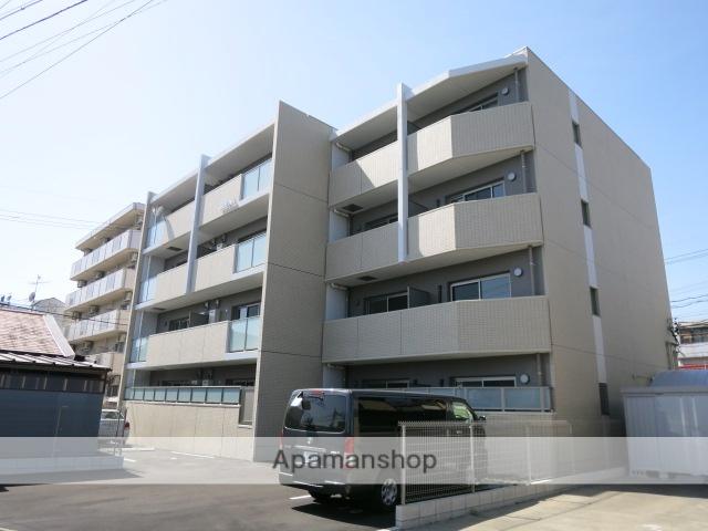 愛知県名古屋市中村区、名古屋駅徒歩21分の新築 4階建の賃貸マンション