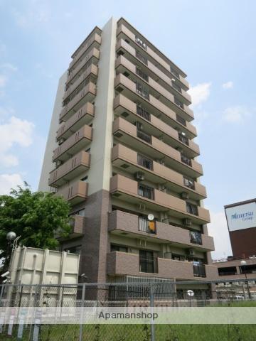 愛知県名古屋市中川区、山王駅徒歩5分の築18年 11階建の賃貸マンション