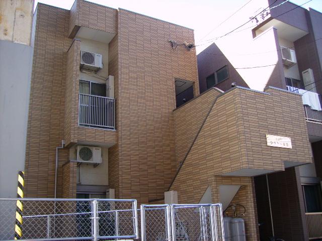 愛知県名古屋市中村区、栄生駅徒歩10分の築9年 2階建の賃貸アパート