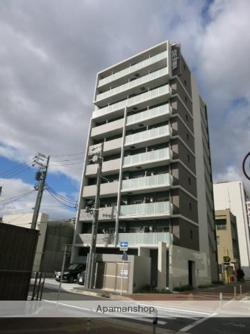 愛知県名古屋市中川区、金山駅徒歩16分の新築 10階建の賃貸マンション