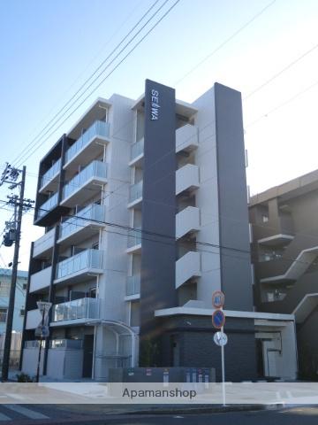 愛知県名古屋市中村区、中村公園駅徒歩10分の新築 6階建の賃貸マンション