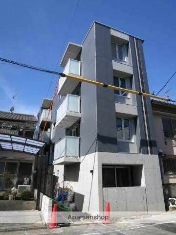 愛知県名古屋市中村区、中村公園駅徒歩4分の新築 4階建の賃貸マンション