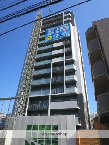 愛知県名古屋市中村区、岩塚駅徒歩18分の新築 14階建の賃貸マンション