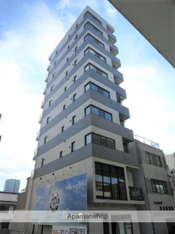 愛知県名古屋市西区、近鉄名古屋駅徒歩11分の新築 10階建の賃貸マンション