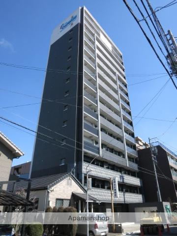 愛知県名古屋市中村区、中村日赤駅徒歩13分の新築 15階建の賃貸マンション