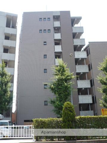 愛知県名古屋市中村区、米野駅徒歩10分の築16年 8階建の賃貸マンション