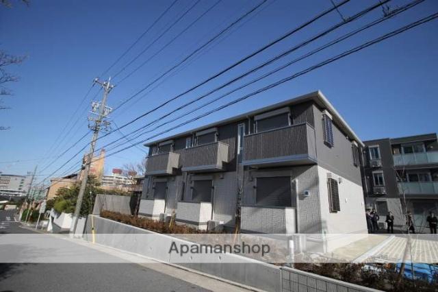 愛知県名古屋市昭和区、八事日赤駅徒歩10分の新築 3階建の賃貸アパート