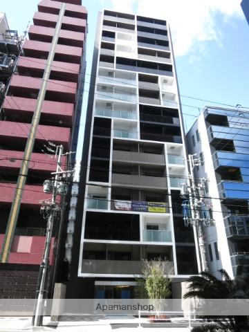 愛知県名古屋市東区、栄駅徒歩11分の新築 15階建の賃貸マンション