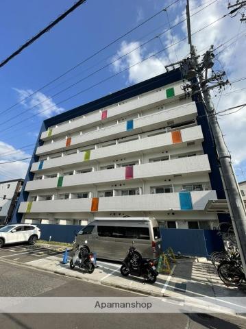 愛知県名古屋市中村区、栄生駅徒歩8分の新築 6階建の賃貸マンション
