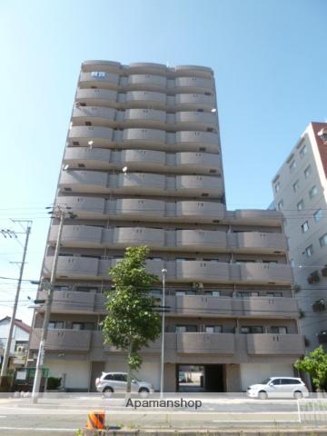 愛知県名古屋市中村区、亀島駅徒歩8分の築21年 12階建の賃貸マンション