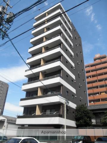 愛知県名古屋市中村区、名古屋駅徒歩11分の築7年 10階建の賃貸マンション