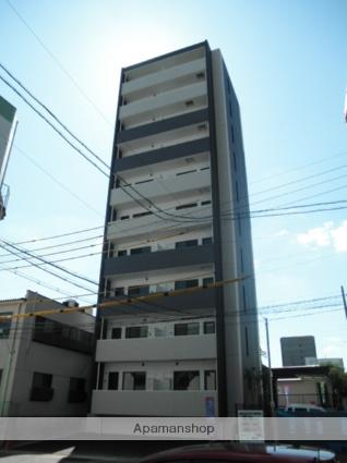 愛知県名古屋市中川区、山王駅徒歩11分の築6年 10階建の賃貸マンション