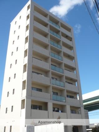 愛知県名古屋市中川区、山王駅徒歩16分の築7年 9階建の賃貸マンション
