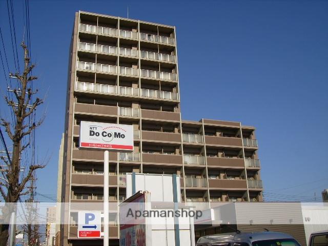 愛知県名古屋市中村区、中村日赤駅徒歩7分の築9年 11階建の賃貸マンション