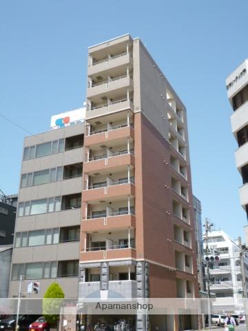 愛知県名古屋市西区、名古屋駅徒歩10分の築11年 10階建の賃貸マンション