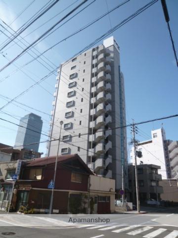 愛知県名古屋市中村区、名古屋駅徒歩4分の築16年 13階建の賃貸マンション