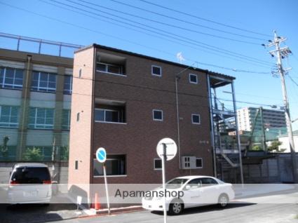 愛知県名古屋市中村区、米野駅徒歩4分の築6年 3階建の賃貸アパート