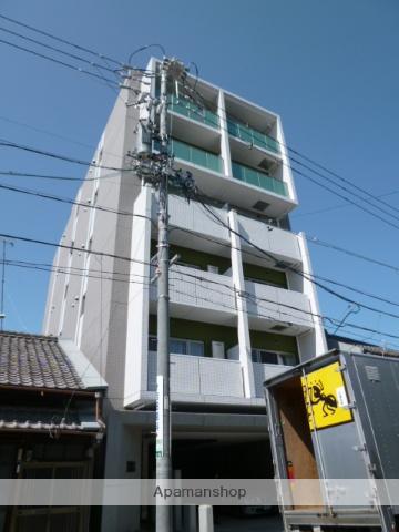 愛知県名古屋市中村区、名古屋駅徒歩10分の築5年 6階建の賃貸マンション