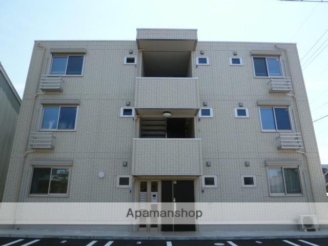 愛知県名古屋市中村区、黄金駅徒歩11分の築4年 3階建の賃貸アパート