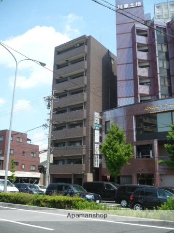 愛知県名古屋市西区、栄生駅徒歩1分の築9年 9階建の賃貸マンション