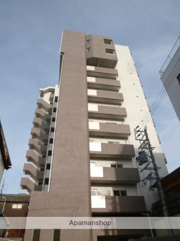 愛知県名古屋市中区、矢場町駅徒歩12分の築4年 11階建の賃貸マンション