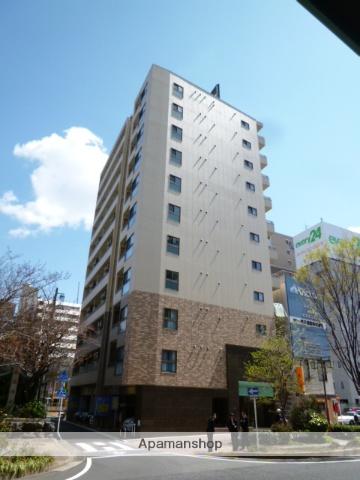 愛知県名古屋市中村区、名古屋駅徒歩8分の築2年 11階建の賃貸マンション