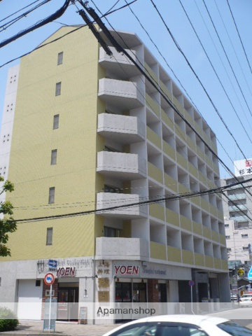 愛知県名古屋市中区、金山駅徒歩4分の築9年 7階建の賃貸マンション