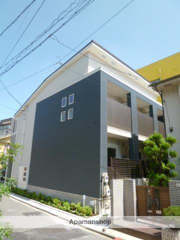愛知県名古屋市中村区、米野駅徒歩13分の築2年 2階建の賃貸アパート