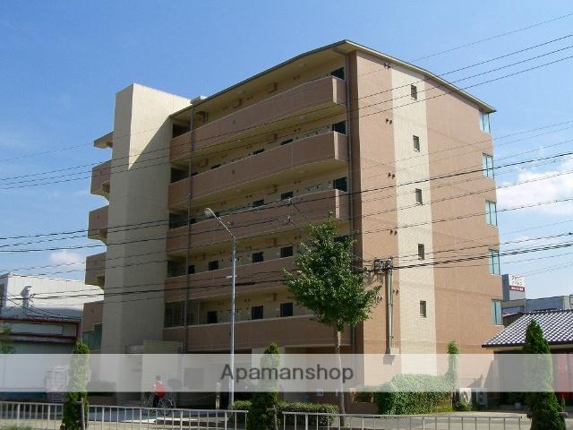愛知県名古屋市中川区、米野駅徒歩13分の築10年 6階建の賃貸マンション