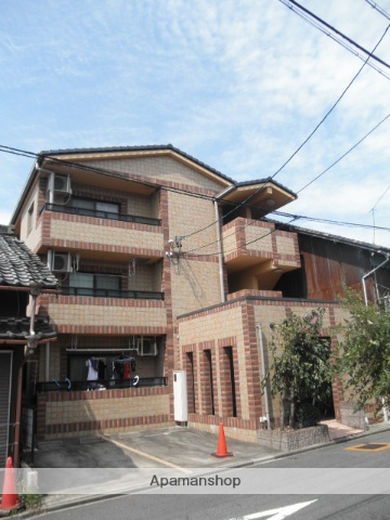 愛知県名古屋市中村区、中村日赤駅徒歩6分の築15年 3階建の賃貸マンション