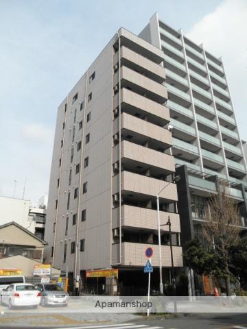 愛知県名古屋市中村区、名古屋駅徒歩5分の築14年 8階建の賃貸マンション